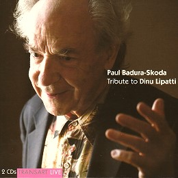Neue CD: Badura-Skoda - Tribute to Dinu 			Lipatti